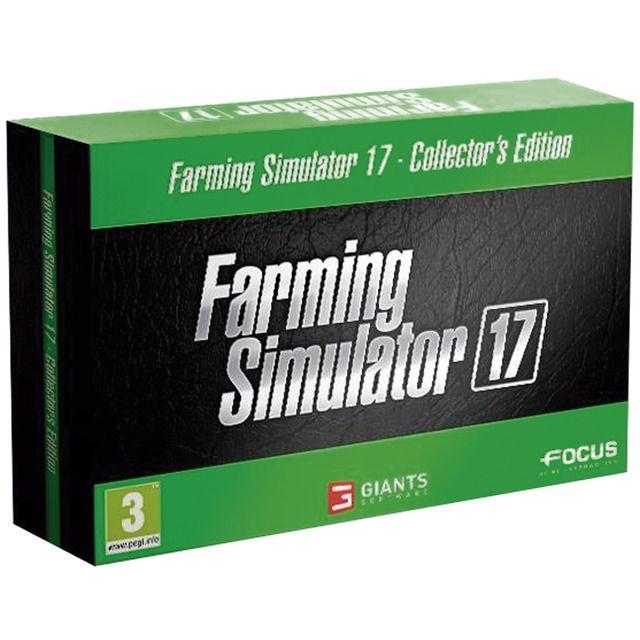 Farming Simulator 17 Edición Coleccionista PC