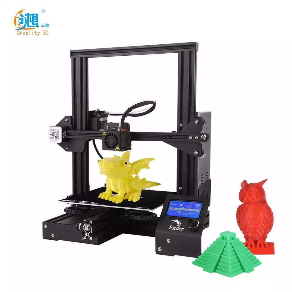 Impresora Ender 3 Creality 3D (desde España)
