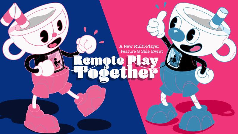 Remote Play Together Ofertas (nueva función de steam)