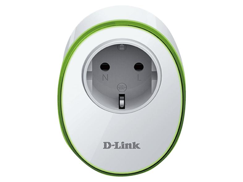 Enchufe inteligente - Mydink Home DSP-W115, Blanco, domótica