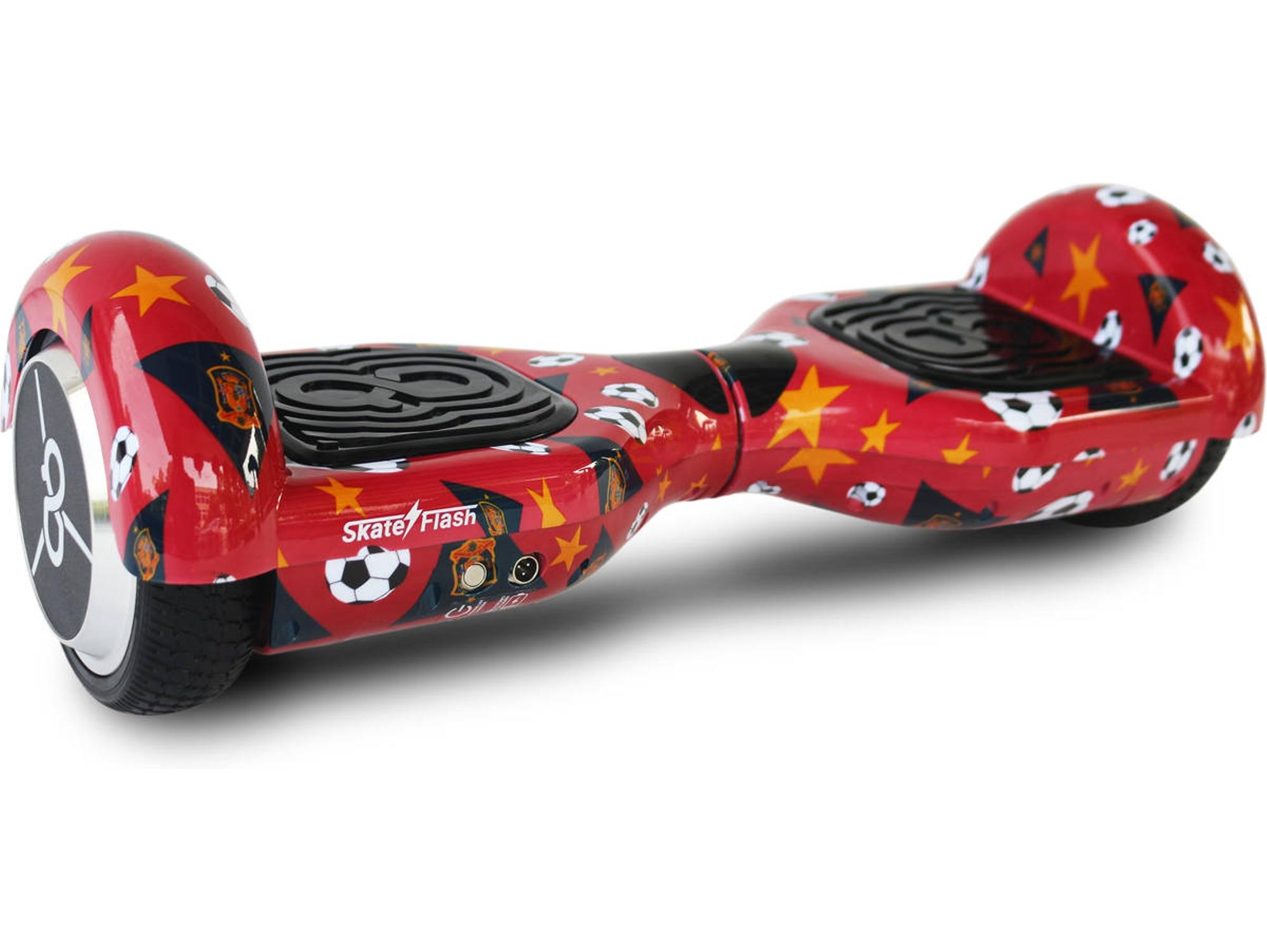 """Hoverboard 6.5"""" SKATEFLASH Game"""