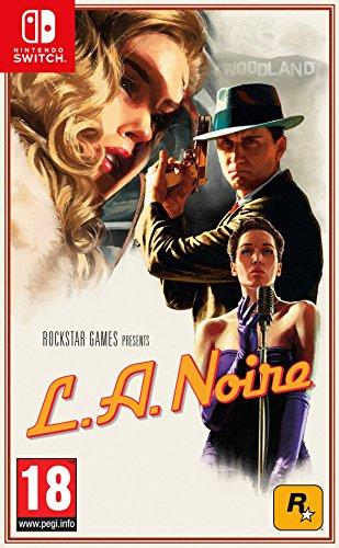 L.A. Noire para Nintendo Switch por 18,90 €