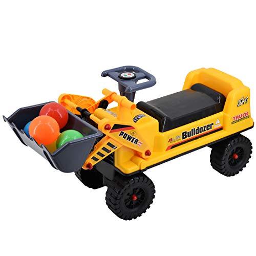 Camion Correpasillos Excavadora niños