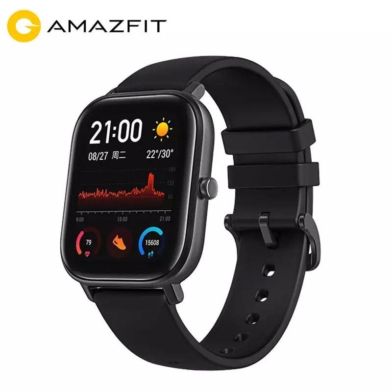 Amazfit GTS desde España (Plaza) por 104,7€