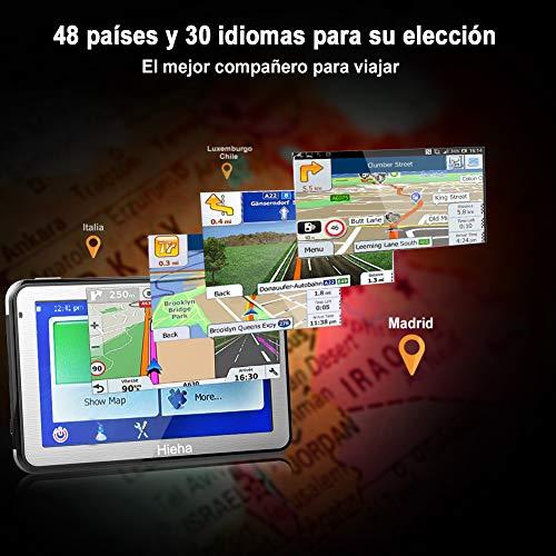 """GPS 5"""" con multimedia"""