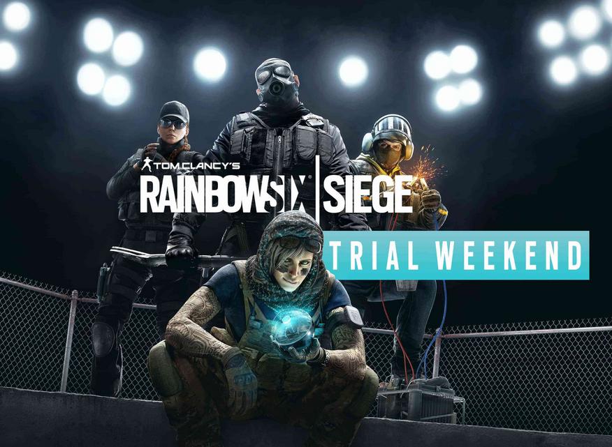 Juega gratis a Rainbow Six Siege en EPIC (21-24 noviembre)
