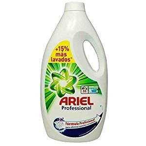 275 lavados de Ariel líquido por 19,7€ (Envio de 1 a 3 meses)