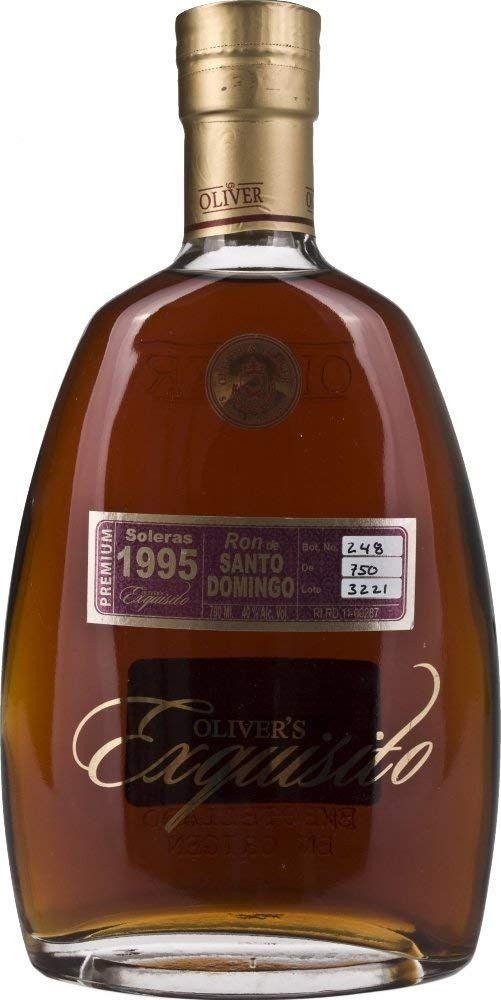 Ron Exquisito 1995 - 700 ml.