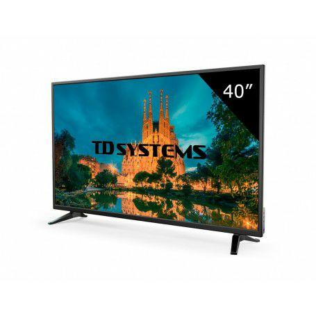 "Tv LED 40"" TD Systems Full HD"
