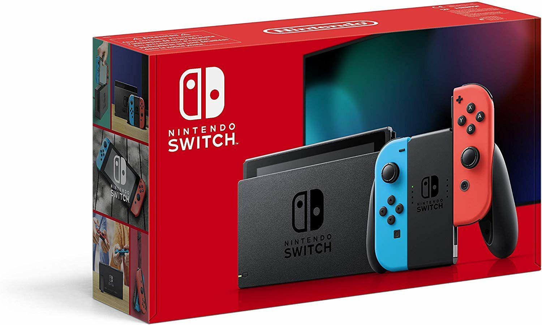 Nintendo Switch V2 REACO MUY BUENO a 228€
