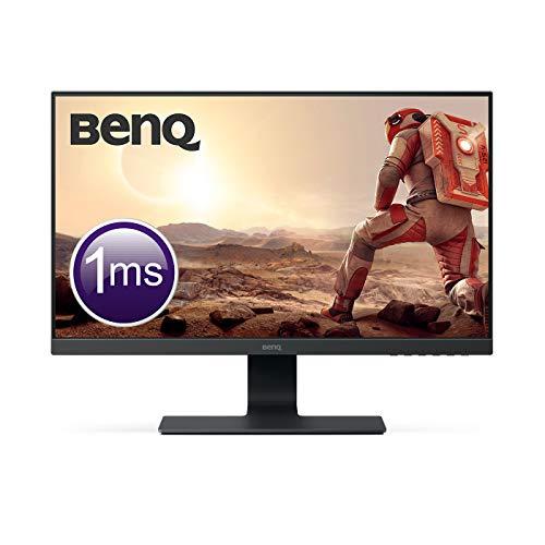 "BenQ Monitor 25"" Full HD, 1ms, Eye-Care, Flicker-free,"