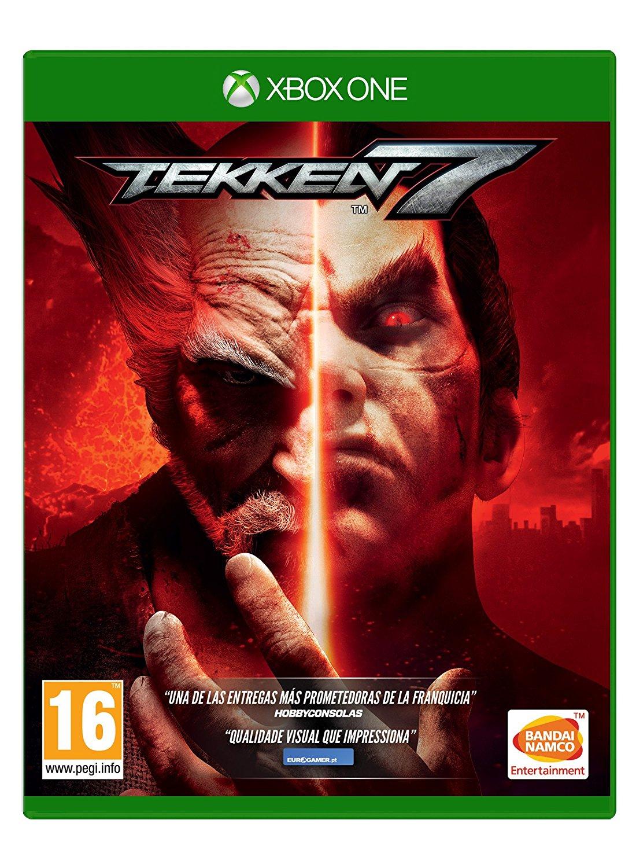 Tekken 7 Xbox One solo 23€