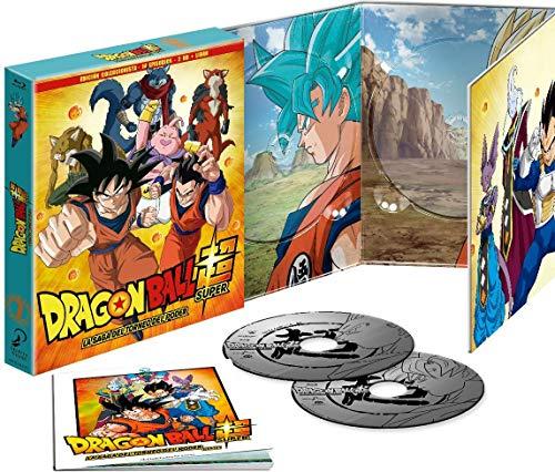 Dragon Ball Super Box 7 edición coleccionista (Blu-Ray + Libreto)