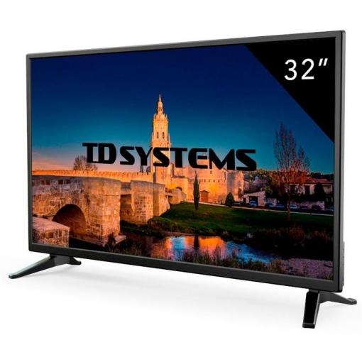 TV 32'' TD Systems 32DLM7H, LED HD Ready