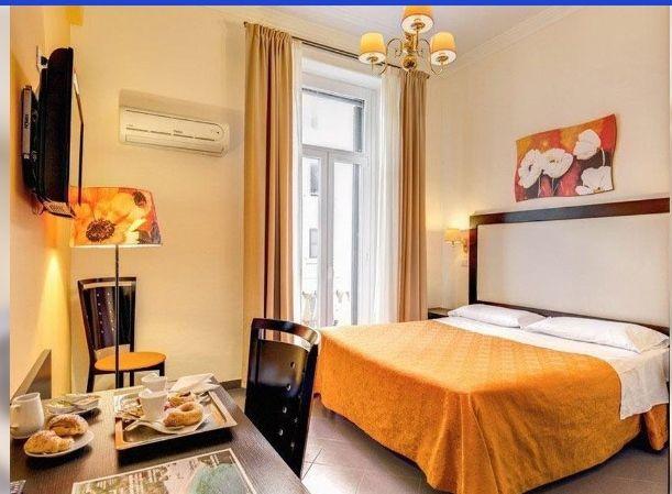 Roma 4 noches con hotel y vuelos ida/vuelta incluidos