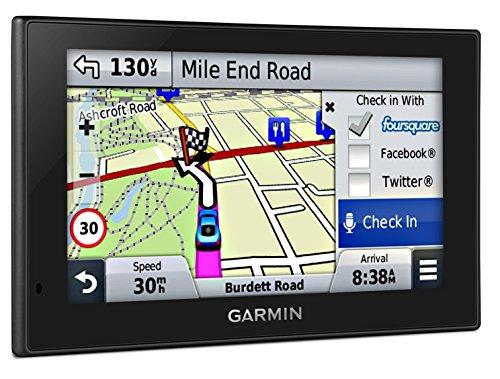 GPS Garmin Nuvi 2589LM