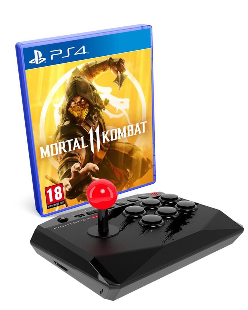Mortal Kombat 11 + FightStick Alpha Arcade