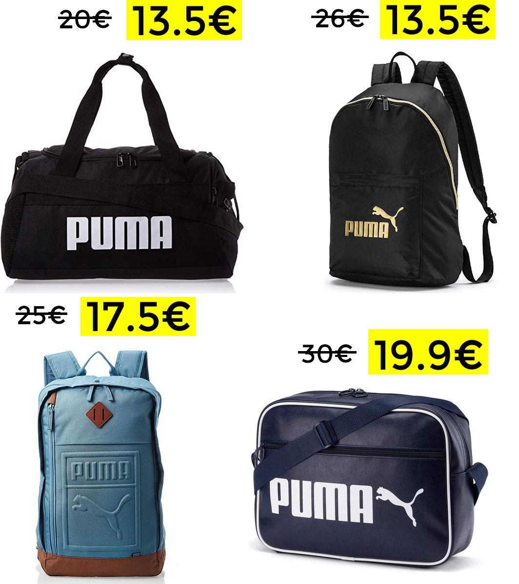 Descuentazos en complementos Puma