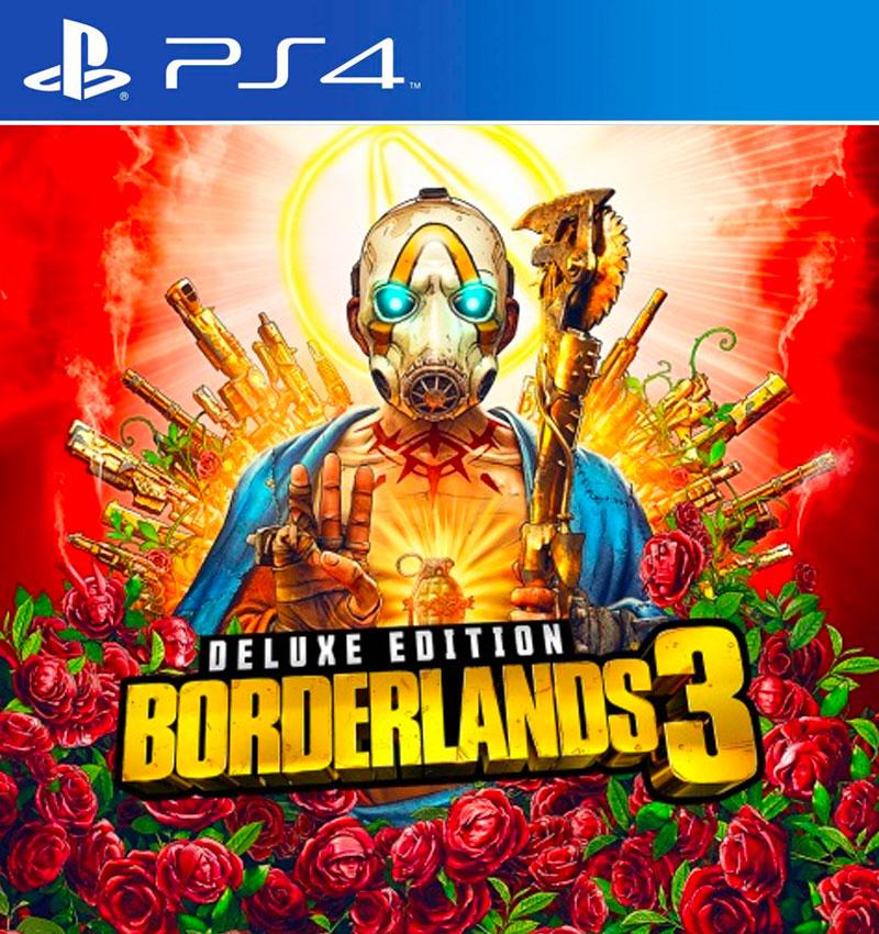 Borderlands 3 Edición Deluxe solo 39.9€