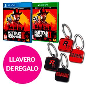Red dead redemption 2 con regalo (XBOX/PS4)