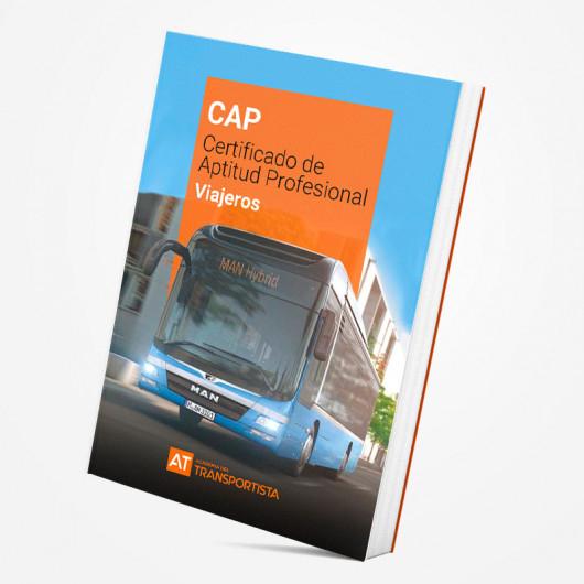 CAP INICIAL de Transporte de Viajeros (autobús). 320h GRATIS, en Benidorm.