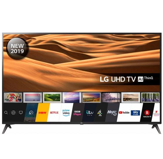 """LG Ultra HD TV 4K 55"""" HDR con I.A Quad Core Sonido ULTRA Surround"""