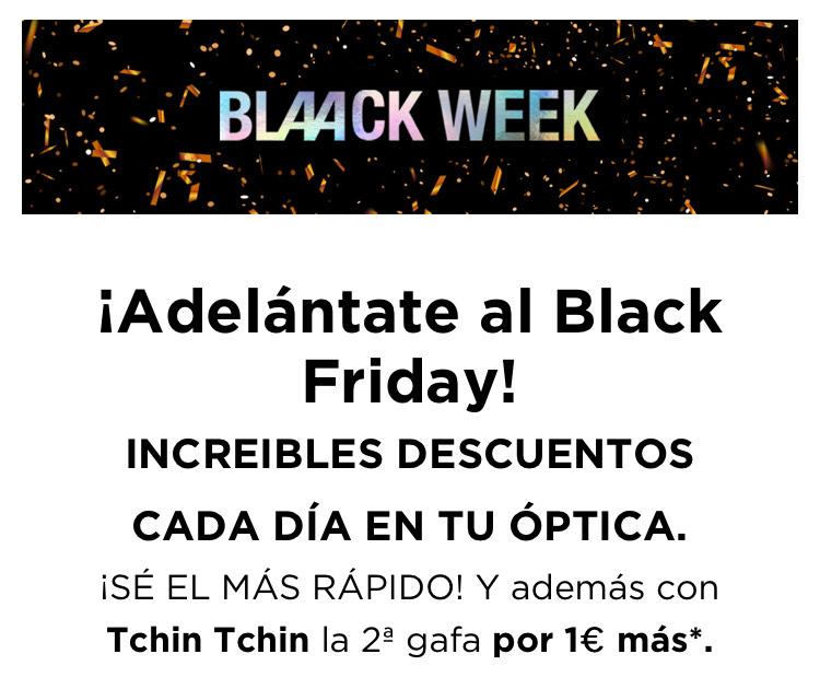 Black Week en Afflelou -80%>-50%