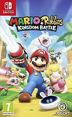Mario + Rabbids Kingdom Battle para Nintendo Swtich (mínimo histórico)