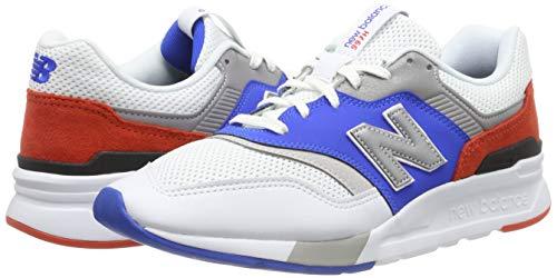 TALLA 39.5 - New Balance Cm997hv1, Zapatillas para Hombre