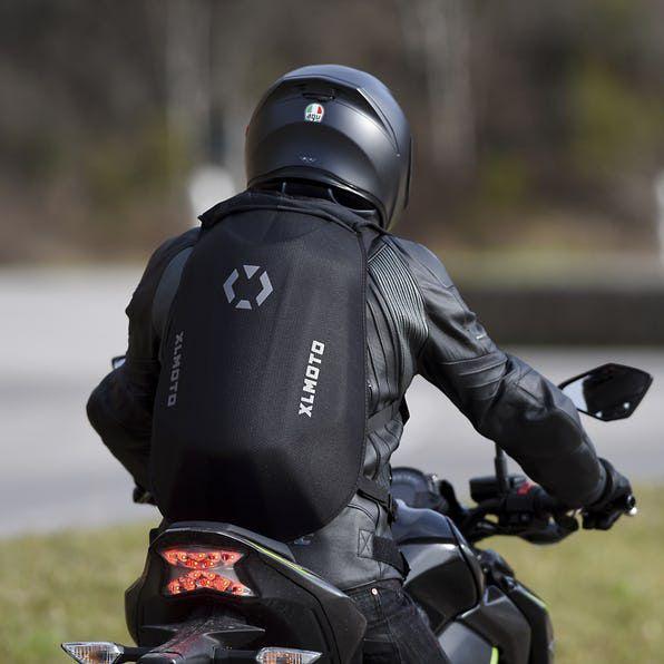 Mochila xl moto resistente al agua