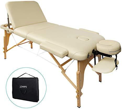 Mesa camilla profesional para masaje