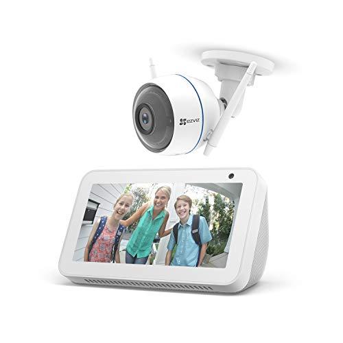 Echo Show 5 +cámara EZVIZ 1080p solo 79.9€