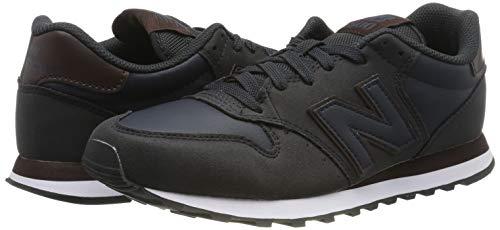 New Balance 500, Zapatillas para Hombre, Azul Navy, 40 EU