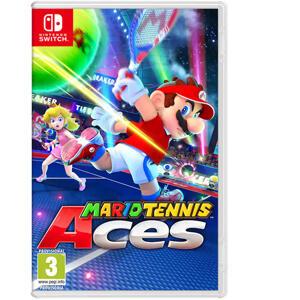 Mario Tennis Aces (Físico, Nintendo Switch)