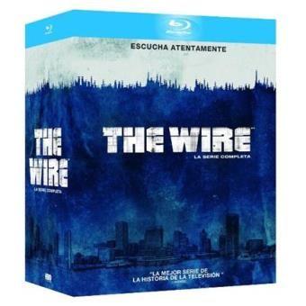 The Wire (Blu ray - serie completa)