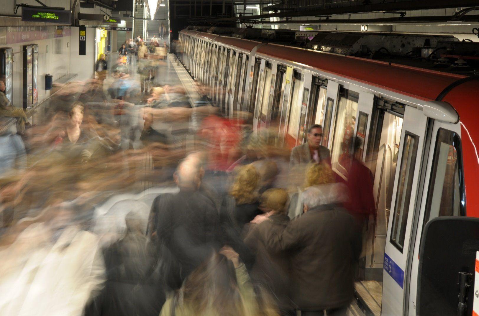 Un billete TMB para dos viajes (para usar hoy sábado 23/11)