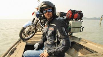 100€ de descuento para viajar en moto por Asia