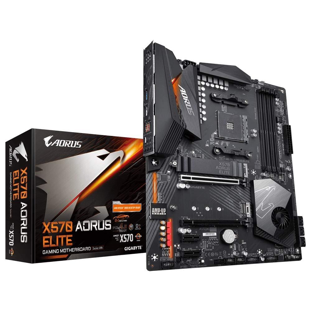 Placa base GIGABYTE X570 AORUS Elite (como nuevo) precio al tramitar el pedido