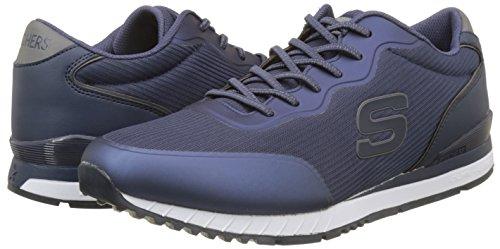 TALLA 45 - Skechers Sunlite, Zapatillas para Hombre