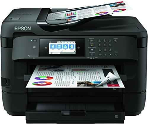 Epson Workforce WF-7720DTWF - Impresora, Color