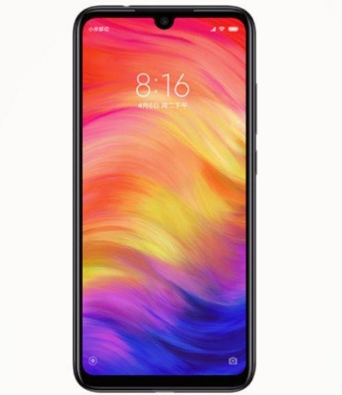 Xiaomi Redmi Note 7 Dual Sim 4G 64GB (4GB Ram)(Libre) - Negro