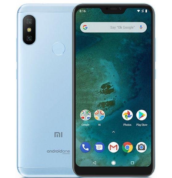 Xiaomi Mi A2 Lite Dual Sim 4G 32GB (3GB Ram)(Libre) - Azul