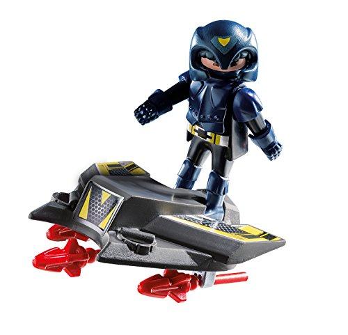 Playmobil Especiales - Espía con Jet