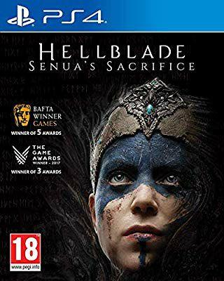 Hellblade Senua's Sacrifice PS4