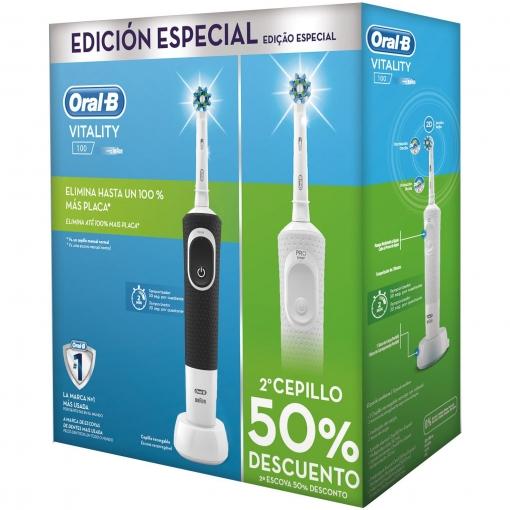 Oral-B Pack Duo Vitality 100 edición especial
