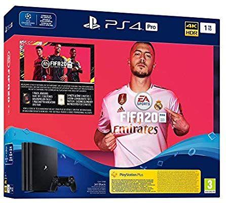 PS4 PRO 1 TB + FIFA 2020
