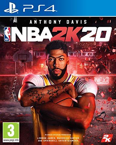 NBA 2K20 al 50%