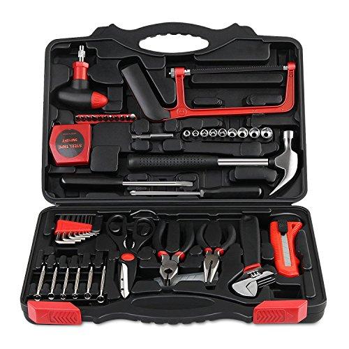 Caja herramientas de 57 piezas