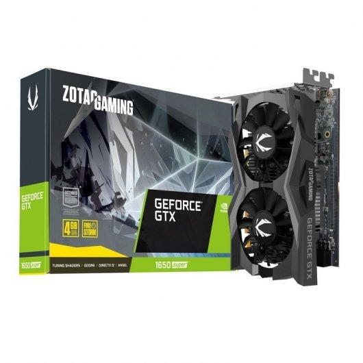 NVIDIA GeForce GTX 1650 SUPER (superior a la GTX 1060 y la RX 580)