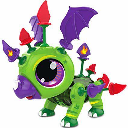 Build a Bot - Dino o Dragón Mascota Robot